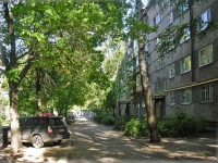 Samara, Nikolay Panov st, house 42. Apartment house