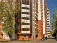 Samara, Nikolay Panov st, house 50. Apartment house