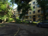Samara, st Nikolay Panov, house 15. Apartment house