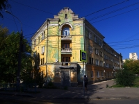 neighbour house: st. Nikolay Panov, house 20. hostel