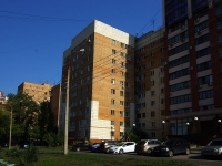 Samara, Nikolay Panov st, house 28. Apartment house