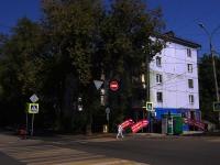 Samara, Nikolay Panov st, house 32. Apartment house