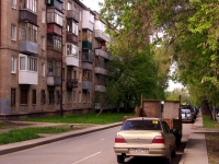 neighbour house: st. Nikolay Panov, house 35А. Apartment house