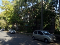 Samara, Nikolay Panov st, house 36. Apartment house