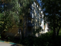 Samara, Nikolay Panov st, house 38. Apartment house