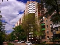 Самара, улица Николая Панова, дом 50. многоквартирный дом