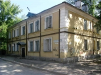 Samara, Luchisty , house 3. Apartment house