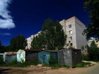 Samara,  Luchisty, house 2. Apartment house