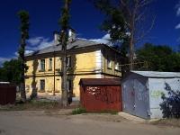 Самара, Лучистый переулок, дом 3. многоквартирный дом