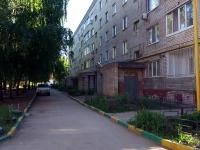 Самара, Лучистый переулок, дом 4. многоквартирный дом