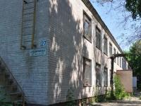 Samara, st Podshipnikovaya, house 27. vacant building