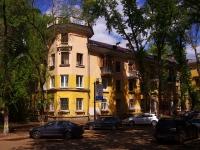 neighbour house: st. Podshipnikovaya, house 2. Apartment house