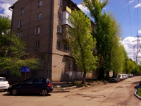 neighbour house: st. Podshipnikovaya, house 1. Apartment house