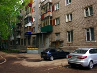 neighbour house: st. Podshipnikovaya, house 15. Apartment house