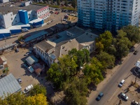 Samara, st Potapov, house 78. office building