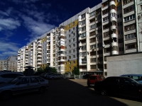 Samara, st S'yezdovskaya, house 8. Apartment house