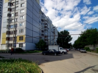 Samara, S'yezdovskaya st, house 8. Apartment house