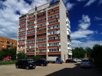 Samara, st S'yezdovskaya, house 10. Apartment house