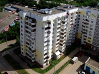 neighbour house: st. S'yezdovskaya, house 8Е. Apartment house