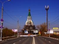 Samara, cathedral Софии Премудрости Божией в Самаре, Sokolov st, house 1А