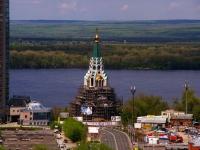 Samara, st Sokolov, house 1А. cathedral