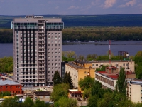 Samara, st Sokolov, house 34. law-enforcement authorities