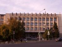 Samara, st Sokolov, house 38. college