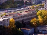 Samara, st Sokolov, house 36. office building