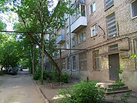 neighbour house: st. Sklyarenko, house 1. Apartment house