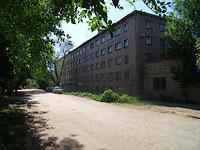 Самара, общежитие Поволжского государственного колледжа, №2, улица Скляренко, дом 2