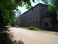 neighbour house: st. Sklyarenko, house 2. hostel Поволжского государственного колледжа, №2