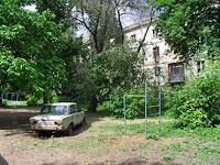 Самара, улица Скляренко, дом 9. многоквартирный дом