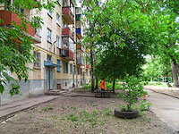 Samara, Sklyarenko st, house 15. Apartment house