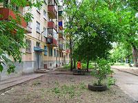 Samara, st Sklyarenko, house 15. Apartment house