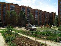 Samara, st Sklyarenko, house 17. Apartment house