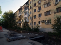Samara, st Sklyarenko, house 13. Apartment house