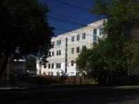 Samara, st Sklyarenko, house 18. building under reconstruction