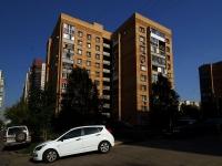 Samara, st Sklyarenko, house 21. Apartment house