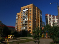 Samara, Sklyarenko st, house 21. Apartment house