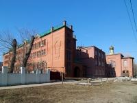 Самара, семинария Самарская православная духовная семинария, улица Радонежская, дом 2