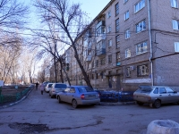 Samara, Radonezhskaya st, house 9. Apartment house