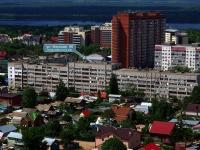 Samara, st Finskaya, house 96. Apartment house