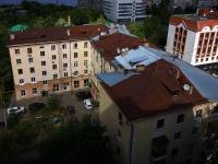 Самара, улица Циолковского, дом 7. жилой дом с магазином