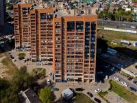 Samara, st Tsentralnaya, house 1Б. Apartment house