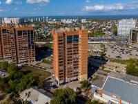 Samara, st Tsentralnaya, house 3. Apartment house