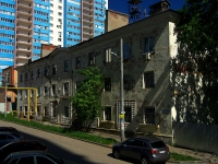 Samara, st Tsentralnaya, house 31. Apartment house