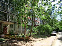 neighbour house: st. Chelyuskintsev, house 10. Apartment house