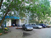 Samara, Chelyuskintsev st, house 12. Apartment house