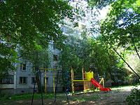 neighbour house: st. Chelyuskintsev, house 17. Apartment house