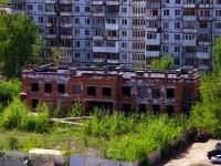 Samara, st Chelyuskintsev. vacant building